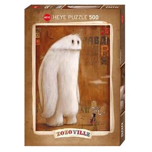 "Heye (29675) - Johan Potma: ""Sit!"" - 500 pieces puzzle"