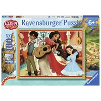 "Ravensburger (10652) - ""Dancing Elena"" - 100 pieces puzzle"