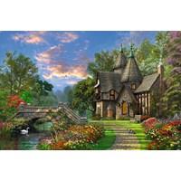 "Ravensburger (17069) - Dominic Davison: ""Tranquil Countryside"" - 3000 pieces puzzle"
