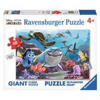 "Ravensburger (05432) - ""Smile!"" - 60 pieces puzzle"