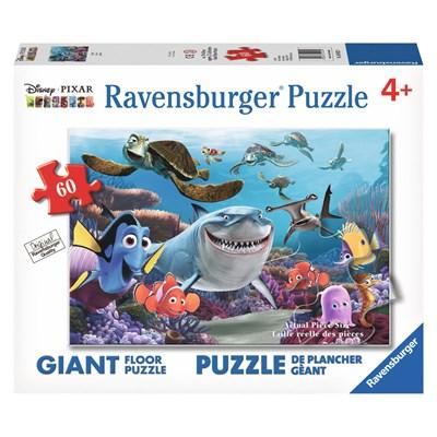 """Ravensburger (05432) - """"Smile!"""" - 60 pieces puzzle"""
