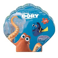 "Ravensburger (13676) - ""Finding Dory"" - 100 pieces puzzle"