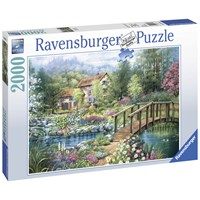"Ravensburger (16637) - ""Shades of Summer"" - 2000 pieces puzzle"