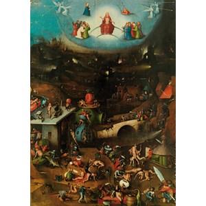 "Piatnik (547447) - Hieronymus Bosch: ""The Last Judgement"" - 1000 pieces puzzle"