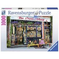 """Ravensburger (19722) - """"The Bookshop"""" - 1000 pieces puzzle"""