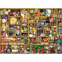 "Ravensburger (19298) - Colin Thompson: ""Kitchen Cupboard"" - 1000 pieces puzzle"