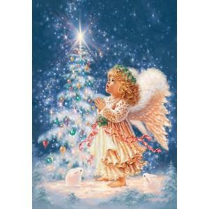 "SunsOut (57116) - Dona Gelsinger: ""My Christmas Wish"" - 300 pieces puzzle"