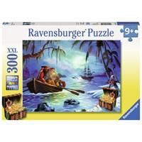 "Ravensburger (13232) - Geno Peoples: ""Moonlit Mission"" - 300 pieces puzzle"