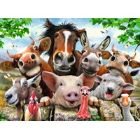 "Ravensburger (13207) - Howard Robinson: ""Say Cheese!"" - 300 pieces puzzle"