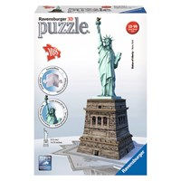 "Ravensburger (12584) - ""Statue of Liberty"" - 108 pieces puzzle"
