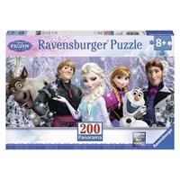 """Ravensburger (12801) - """"Frozen Friends"""" - 200 pieces puzzle"""