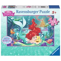 "Ravensburger (05468) - ""Hugging Arielle"" - 24 pieces puzzle"