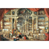 """Ravensburger (17409) - Giovanni Paolo Panini: """"Views of Modern Rome"""" - 5000 pieces puzzle"""