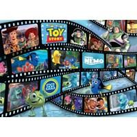 "Ravensburger (19604) - ""Movie Reel (Disney-Pixar)"" - 1000 pieces puzzle"