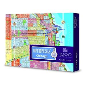 "Geo Toys (GEO 212) - ""Chicago Mypuzzle"" - 1000 pieces puzzle"