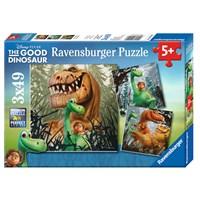 "Ravensburger (09410) - ""The Good Dinosaur"" - 49 pieces puzzle"