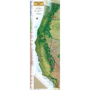 """New York Puzzle Co (NPZNG1709) - """"Pacific Crest Trail"""" - 750 pieces puzzle"""