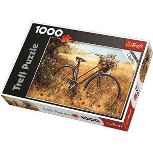 "Trefl (104066) - Richard Telford: ""Farewell Summer"" - 1000 pieces puzzle"