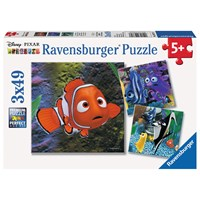 "Ravensburger (09371) - ""In the Aquarium"" - 49 pieces puzzle"