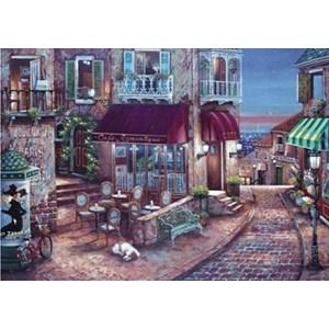 "Anatolian (PER4516) - John O'Brien: ""Café Romantique"" - 1500 pieces puzzle"