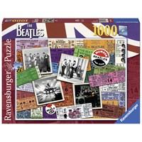 "Ravensburger (19751) - ""Beatles: Tickets"" - 1000 pieces puzzle"