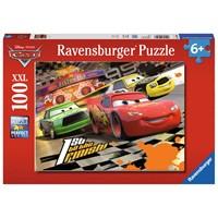 """Ravensburger (10849) - """"Cars"""" - 100 pieces puzzle"""