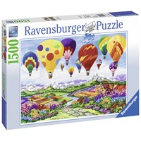 "Ravensburger (16347) - Nancy Wernersbach: ""Spring is in the Air"" - 1500 pieces puzzle"