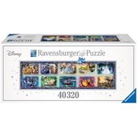 """Ravensburger (17826) - """"Memorable Disney Moments"""" - 40320 pieces puzzle"""