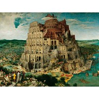 """Ravensburger (17423) - Pieter Bruegel: """"The Tower of Babel"""" - 5000 pieces puzzle"""