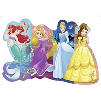 "Ravensburger (05453) - ""Pretty Princesses"" - 24 pieces puzzle"