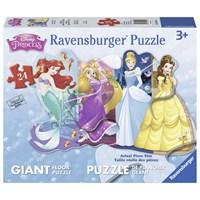 """Ravensburger (05453) - """"Pretty Princesses"""" - 24 pieces puzzle"""