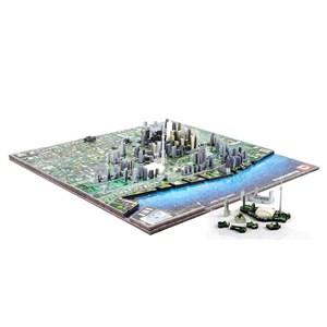 """4D Cityscape (40016) - """"Toronto"""" - 1000 pieces puzzle"""