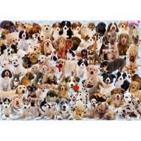 """Ravensburger (15633) - """"Dogs Galore!"""" - 1000 pieces puzzle"""