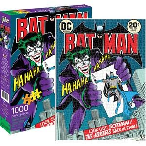 """Aquarius (65278) - """"DC Comics Joker"""" - 1000 pieces puzzle"""