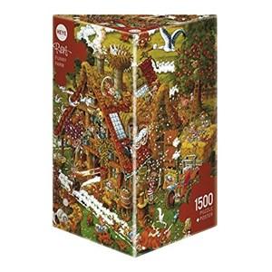 "Heye (08832) - Michael Ryba: ""Funny Farm"" - 1500 pieces puzzle"