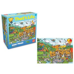 "Goliath Games (71303) - ""Farm"" - 1000 pieces puzzle"