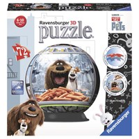 "Ravensburger (12192) - ""Secret Life of Pets"" - 72 pieces puzzle"